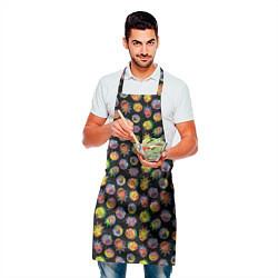 Фартук кулинарный Rick and Morty цвета 3D — фото 2