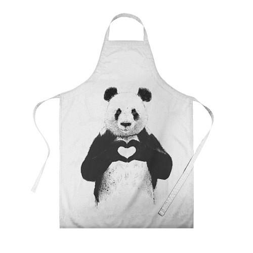 Фартук Panda Love / 3D – фото 1