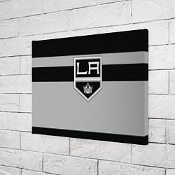 Холст прямоугольный Los Angeles Kings цвета 3D-принт — фото 2