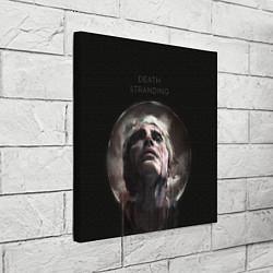 Холст квадратный Death Stranding: Mads Mikkelsen цвета 3D-принт — фото 2