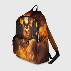 Рюкзак Nevermore Hell цвета 3D — фото 1