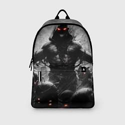 Рюкзак Disturbed: Demon Rage цвета 3D — фото 2