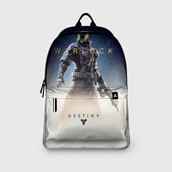 Рюкзак Destiny: Warlock цвета 3D-принт — фото 2