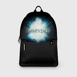 Рюкзак Evanescence Explode цвета 3D-принт — фото 2