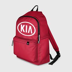 Рюкзак KIA цвета 3D-принт — фото 1