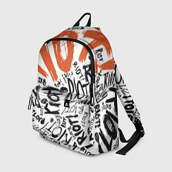 Рюкзак Paramore: Riot цвета 3D — фото 1