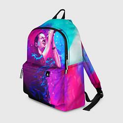 Рюкзак Chester Bennington: Colors цвета 3D-принт — фото 1