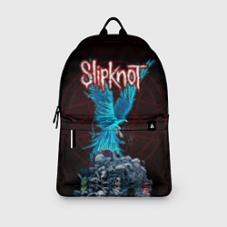 Рюкзак Орел группа Slipknot цвета 3D — фото 2