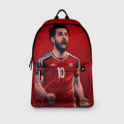 Рюкзак Мохамед Салах цвета 3D — фото 2