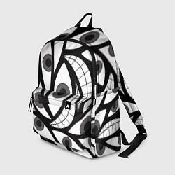 Рюкзак Alchemist Eyes цвета 3D-принт — фото 1