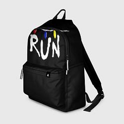 Рюкзак Stranger Things RUN цвета 3D-принт — фото 1
