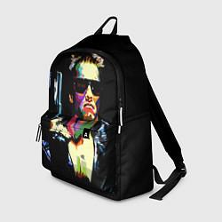 Рюкзак Terminator Art цвета 3D-принт — фото 1