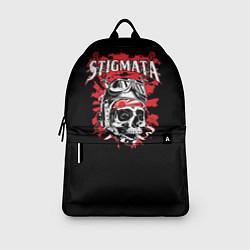 Рюкзак Stigmata Skull цвета 3D — фото 2