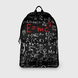 Рюкзак E=mc2 цвета 3D — фото 2