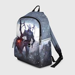 Рюкзак Dark Knight цвета 3D-принт — фото 1