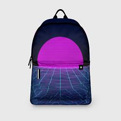 Рюкзак Digital Sunrise цвета 3D-принт — фото 2