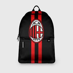 Рюкзак AC Milan 1899 цвета 3D-принт — фото 2