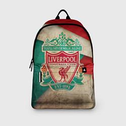 Рюкзак FC Liverpool: Old Style цвета 3D-принт — фото 2