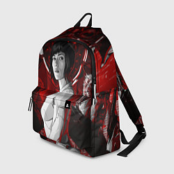 Рюкзак Призрак в доспехах цвета 3D-принт — фото 1