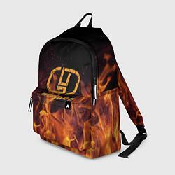 Рюкзак OOMPH! цвета 3D — фото 1