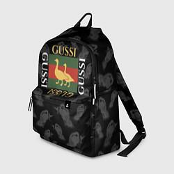 Рюкзак GUSSI Style цвета 3D — фото 1