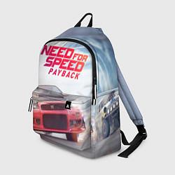 Рюкзак Need for Speed: Payback цвета 3D-принт — фото 1