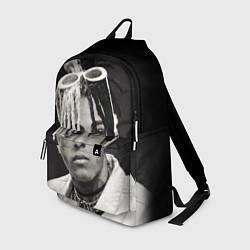 Рюкзак XXXTentacion цвета 3D — фото 1