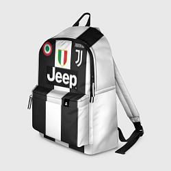 Рюкзак FC Juventus 18-19 цвета 3D — фото 1
