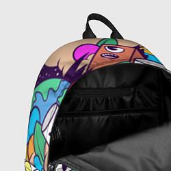 Рюкзак Marshmallow Colour цвета 3D — фото 2