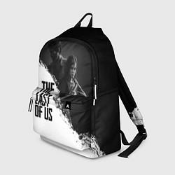 Рюкзак The Last of Us: White & Black цвета 3D — фото 1