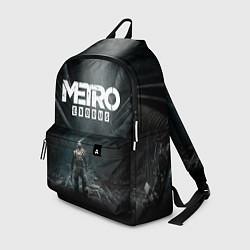 Рюкзак Metro Exodus цвета 3D-принт — фото 1