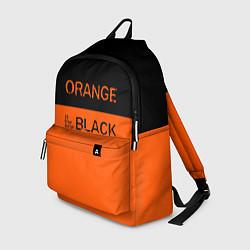 Рюкзак Orange Is the New Black цвета 3D — фото 1