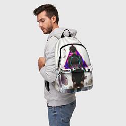 Рюкзак Mob Psycho 100 цвета 3D-принт — фото 2