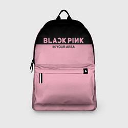 Рюкзак Black Pink: In Your Area цвета 3D — фото 2