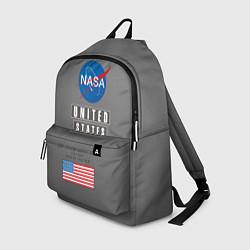 Рюкзак NASA: United States цвета 3D — фото 1