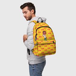 Рюкзак Lil Pump: Esketit цвета 3D — фото 2