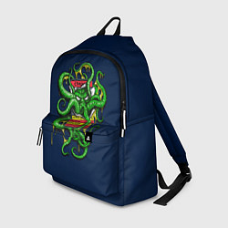 Рюкзак Ктулху цвета 3D — фото 1