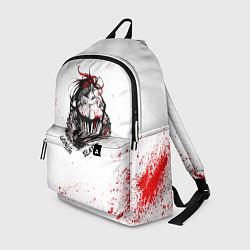 Рюкзак Убийца Гоблинов цвета 3D — фото 1