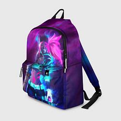 Рюкзак KDA Akali цвета 3D — фото 1