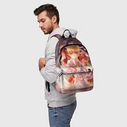 Рюкзак Бездомный Бог цвета 3D-принт — фото 2