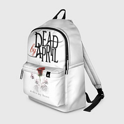 Рюкзак Dead by April цвета 3D-принт — фото 1