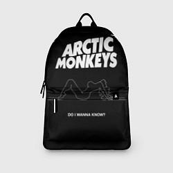 Рюкзак Arctic Monkeys: Do i wanna know? цвета 3D — фото 2