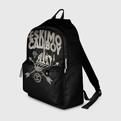 Рюкзак Eskimo Callboy: Bones цвета 3D-принт — фото 1