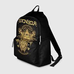 Рюкзак Stone Sour цвета 3D — фото 1