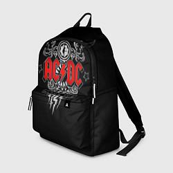 Рюкзак AC/DC: Black Ice цвета 3D — фото 1
