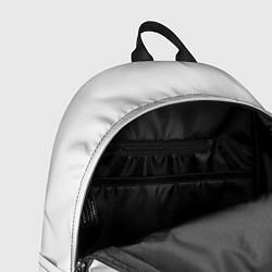 Рюкзак ASAP Rocky: White Fashion цвета 3D-принт — фото 2