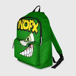 Рюкзак NOFX Face цвета 3D-принт — фото 1