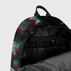 Рюкзак GHOSTEMANE GLITCH цвета 3D — фото 2