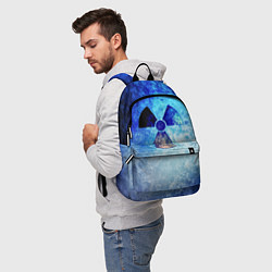 Рюкзак STALKER ZONE цвета 3D-принт — фото 2