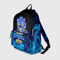 Городской рюкзак с принтом BRAWL STARS LEON, цвет: 3D, артикул: 10202229905601 — фото 1